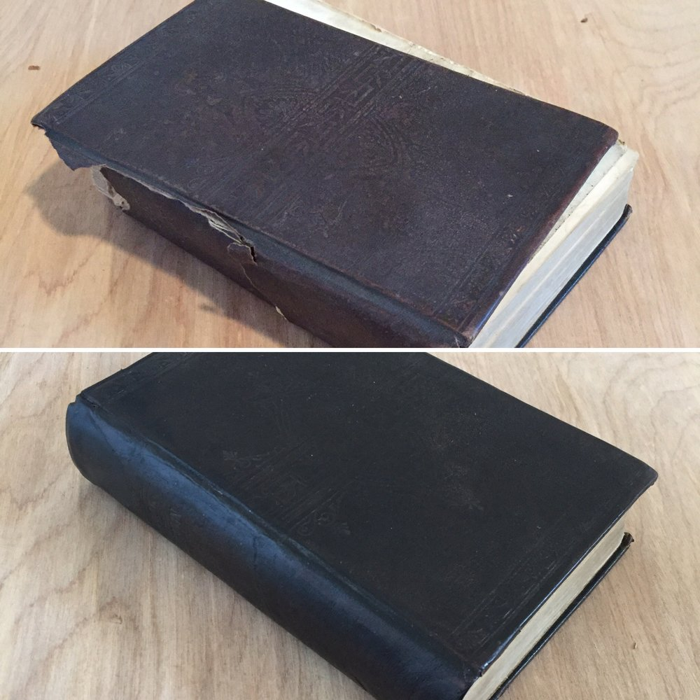 1885 Book of Mormon.