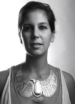 Alana portrait