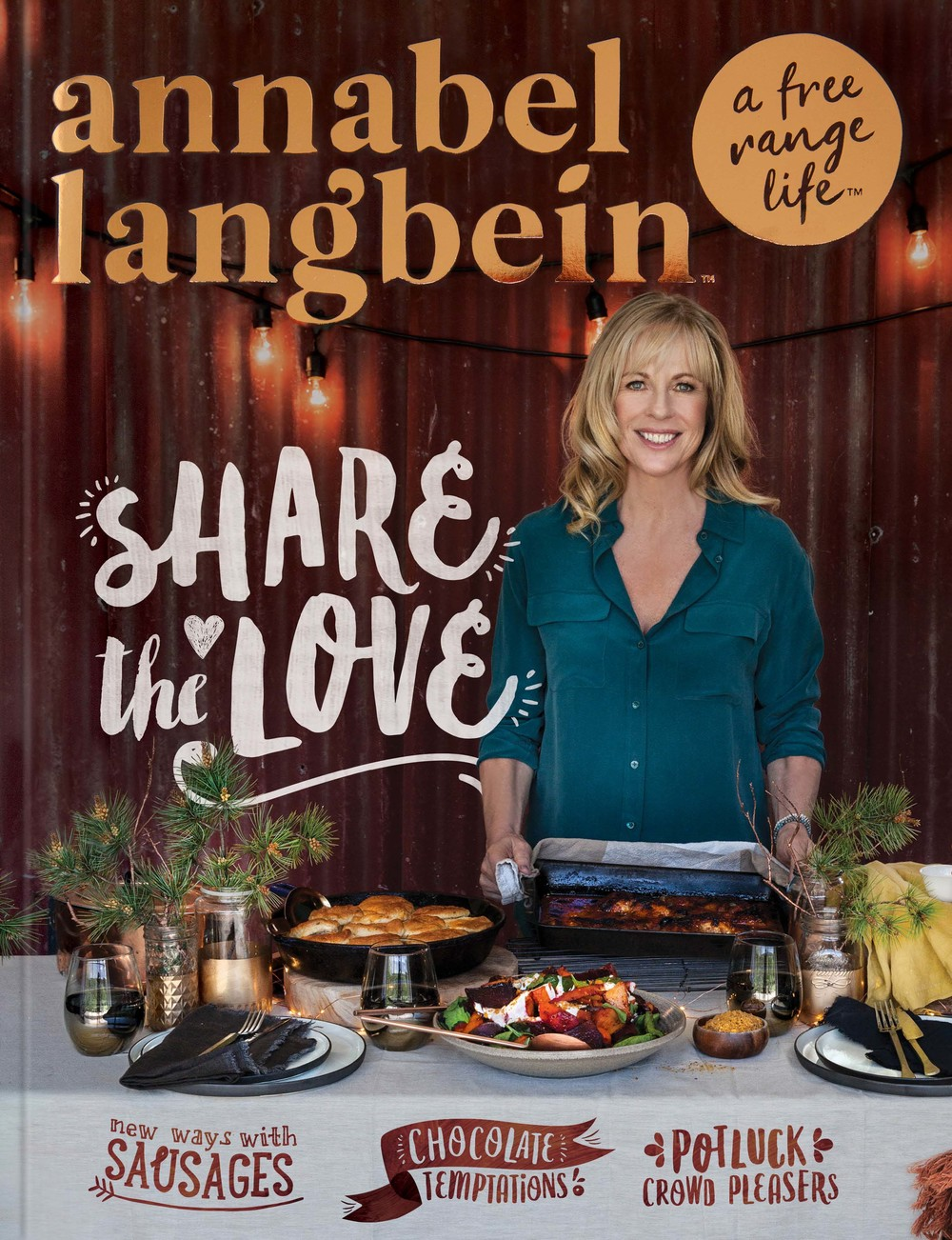 Annabel Langbein Share The Love COVER