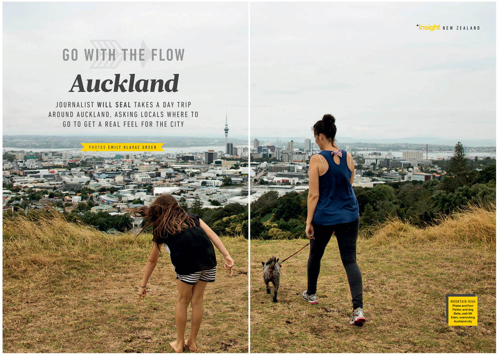 Jetstar Magazine feature on Auckland City