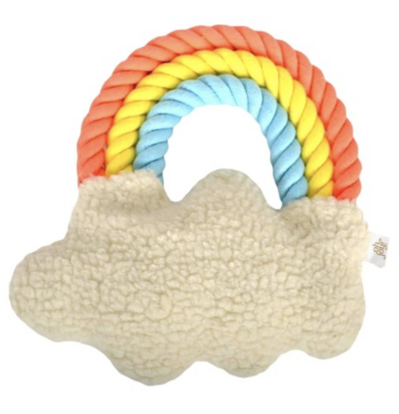 Oh Joy! Rainbow Pet Toy $5.99