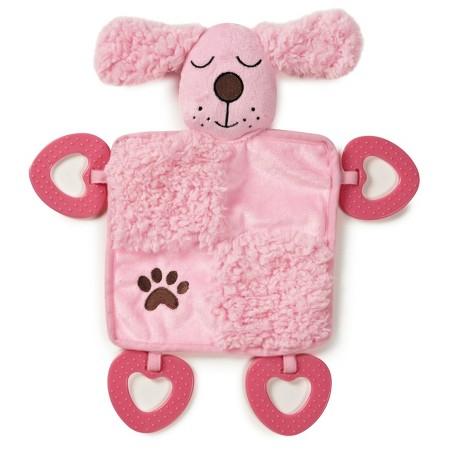 Grriggles Baby Bark Blankie Pink $14.99