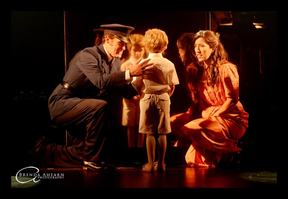 Kevin Vortmann, Scarlet Burke, & Susan O'Dea