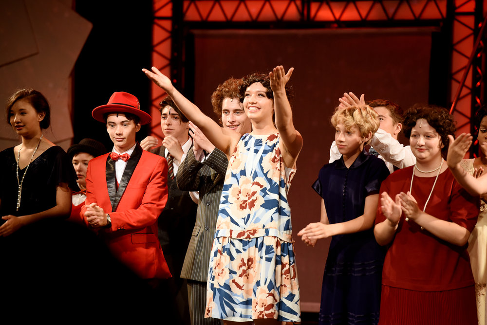 2018 Broadway Summer Training Camp production of Singin' in the Rain jr.
