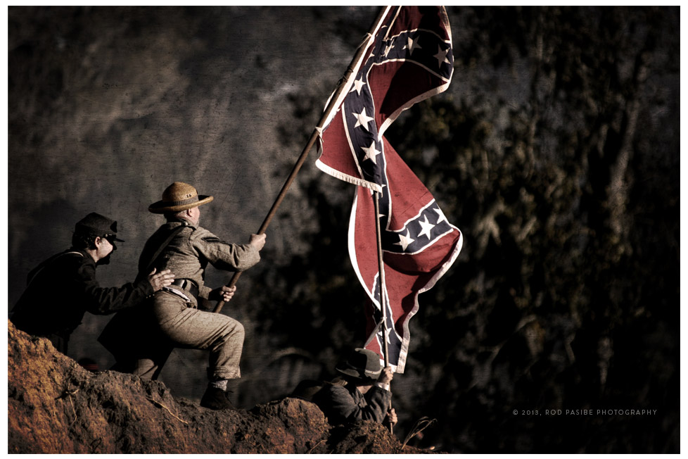 Civil War Reenactment, Charleston, South Carolina