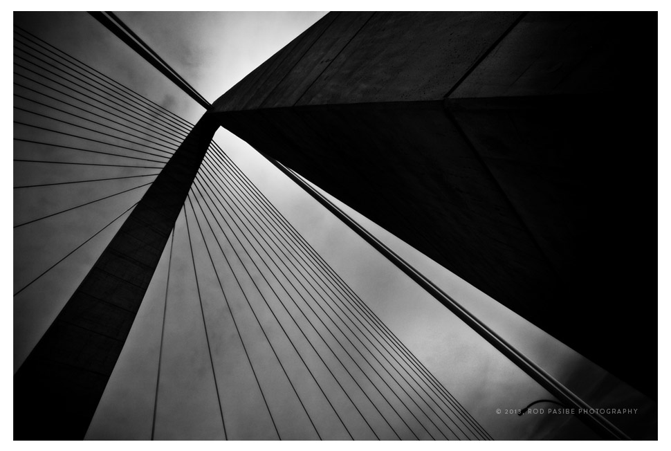 Arthur Ravenel Bridge, Charleston, South Carolina-2011