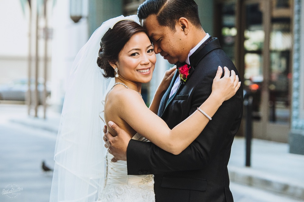 Wedding: Venice and Warren - Merchant Exchange Building, San Francisco, CA [ Slideshow ]