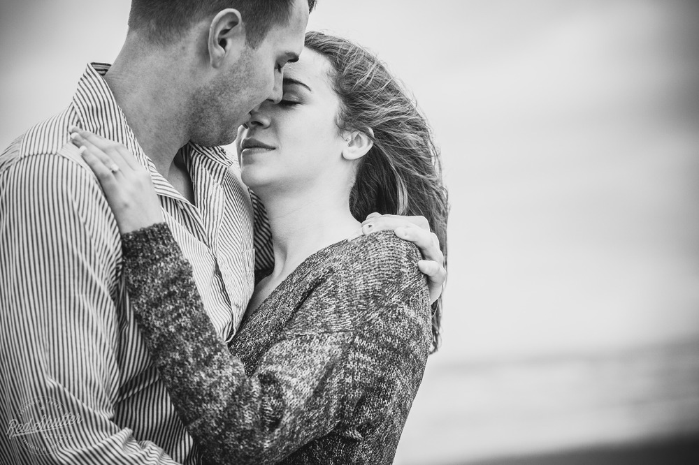 Engagement photos: Kristen and Austin - Downtown Charleston/Folly Beach, SC [ Slideshow ]