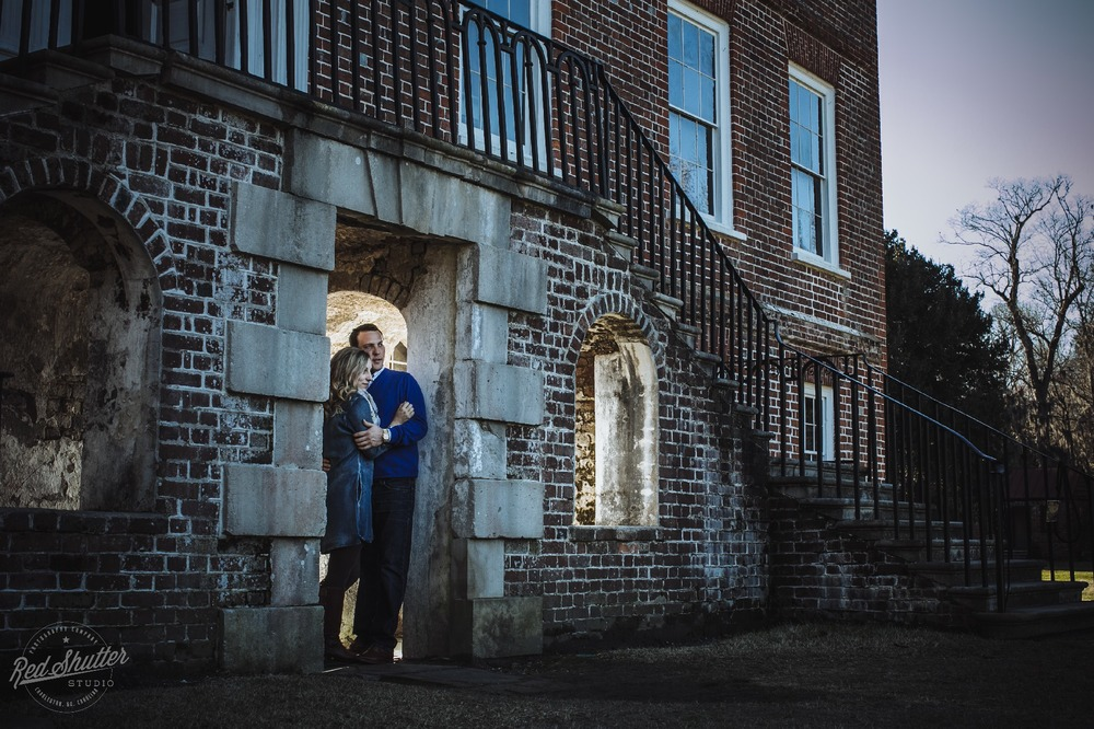 Engagement photos: Tory and McLean, Drayton Hall - Charleston, SC [Slideshow]