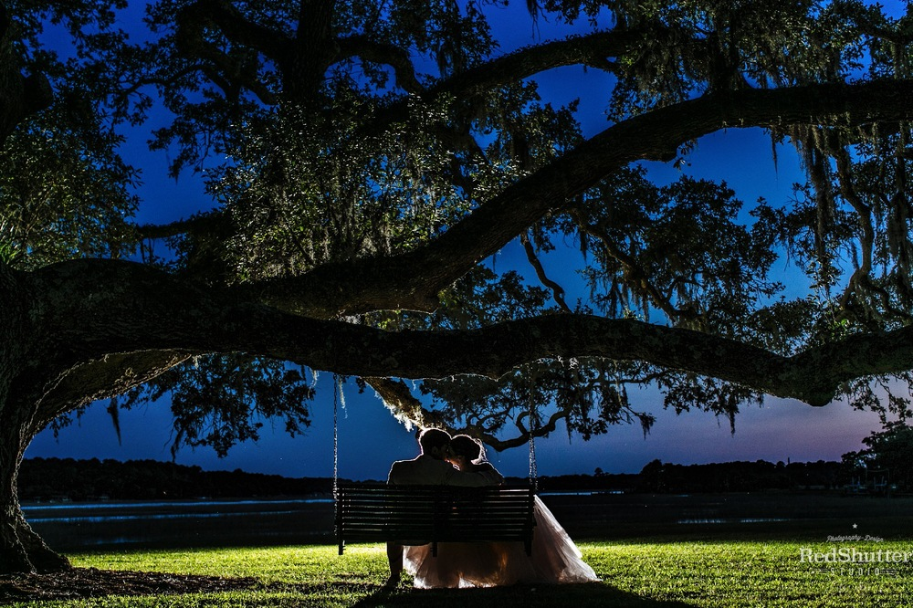 Wedding: Ansley and Michael - Cypress Trees Plantation, Edisto Island, SC [ Slideshow ]