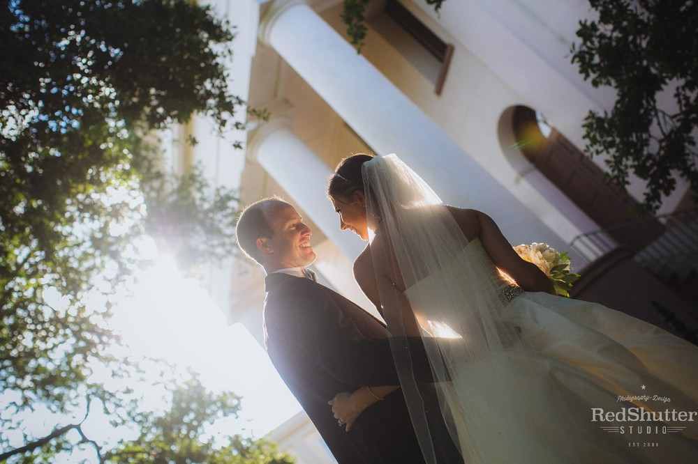 Wedding: Amanda and Trey - St. Mary's Catholic Church/Francis Marion Hotel, Charleston, SC [Slideshow]