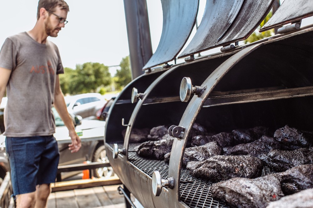 Commercial photography: Lewis BBQ at Revelry Brewery - Charleston, SC [ Slideshow ]