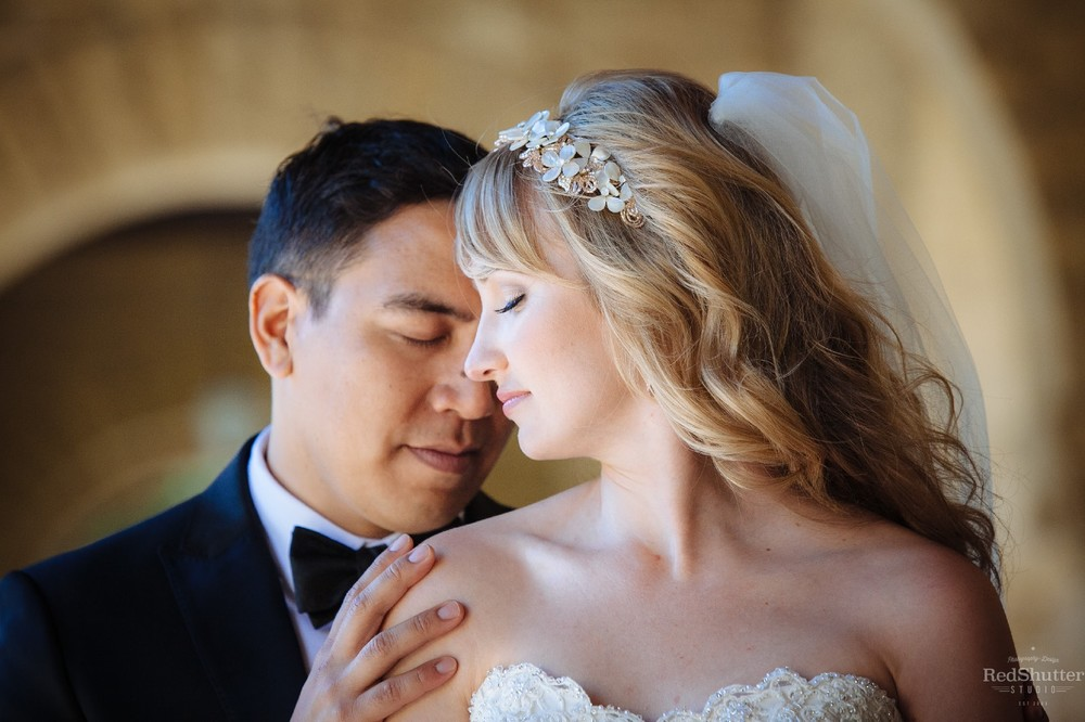 Wedding: Ashley and Erwin - Stanford Memorial Church, Palo Alto, CA [Slideshow]