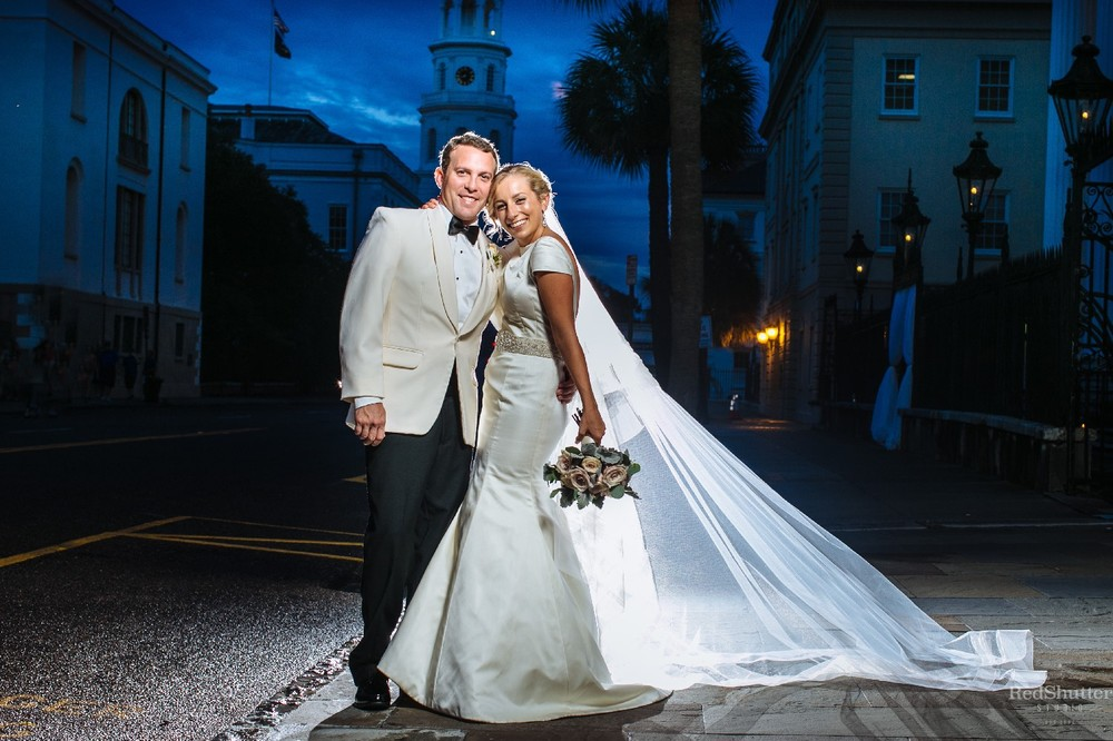 Wedding: Tory and McLean - The Mills House, Charleston, SC [Slideshow]