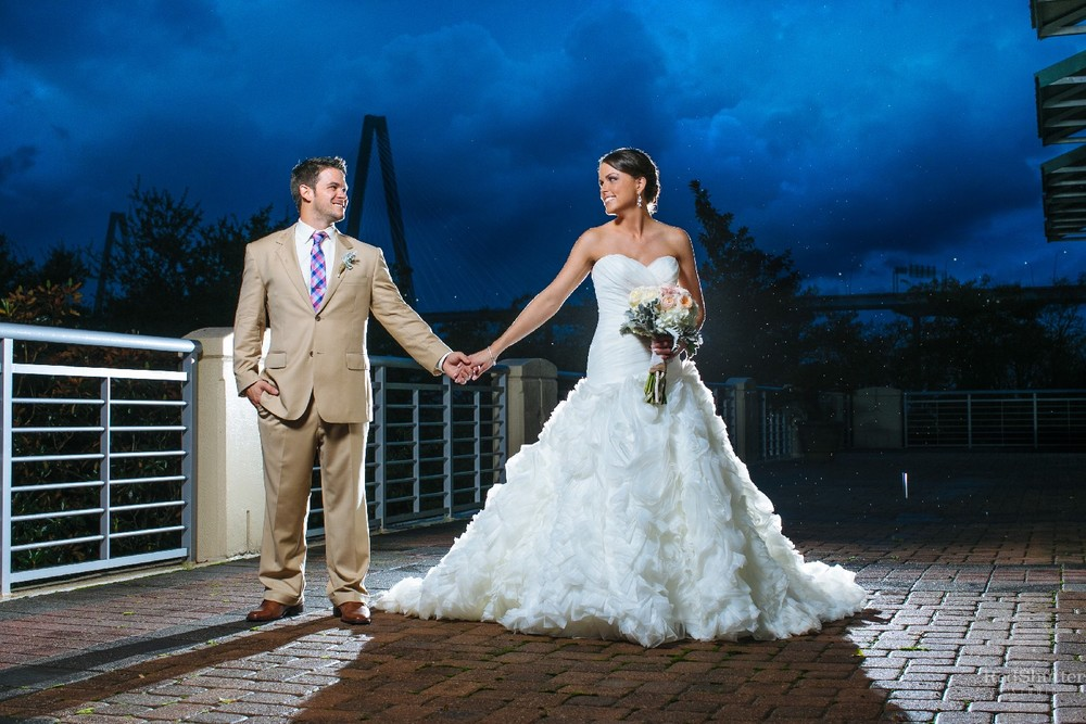 Wedding: Amanda and Chris - Harborside East, Mt. Pleasant, SC [ Slideshow ]