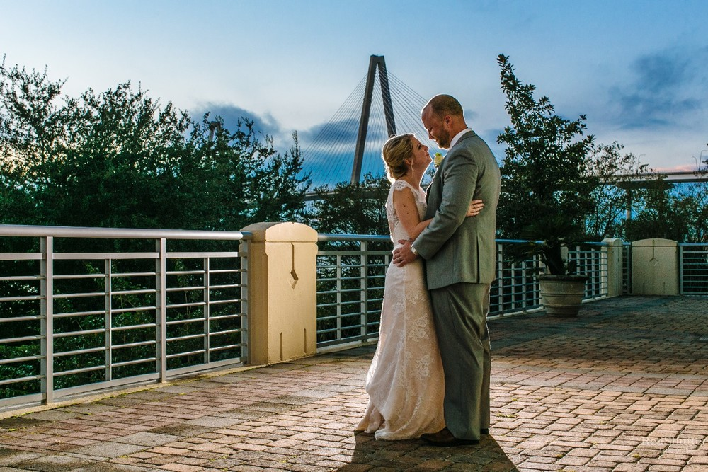Wedding: Allison and Nathan - Harborside East, Mt. Pleasant, SC [Slideshow]
