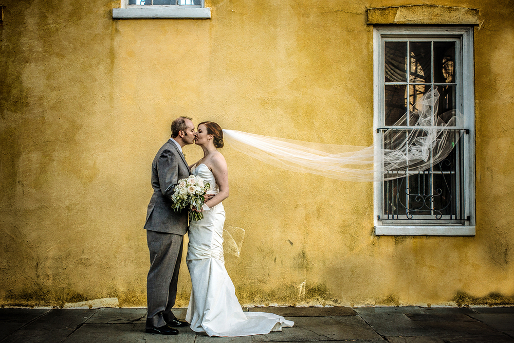 Wedding: Jen and Mike -  William Aiken House , Downtown Charleston, SC [ Slideshow ]