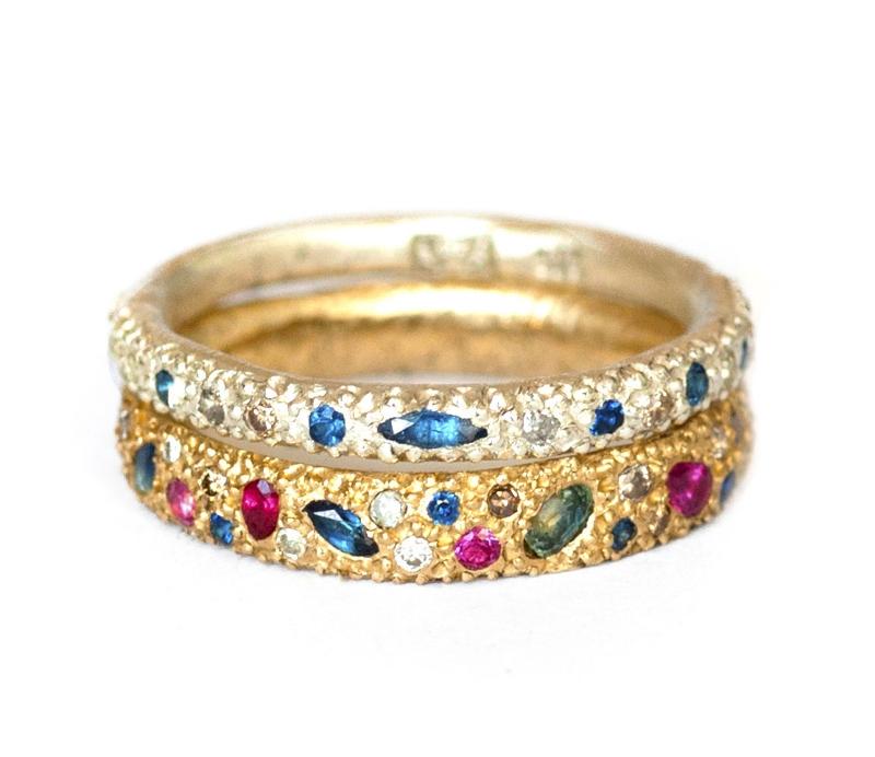 'Eternal Love' Ring Series
