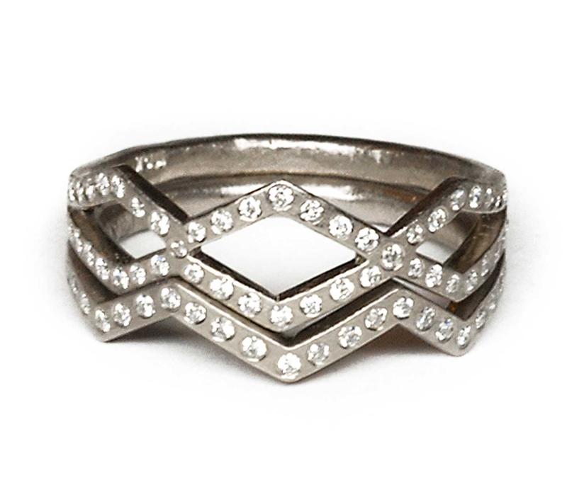 'Tri' Ring Set