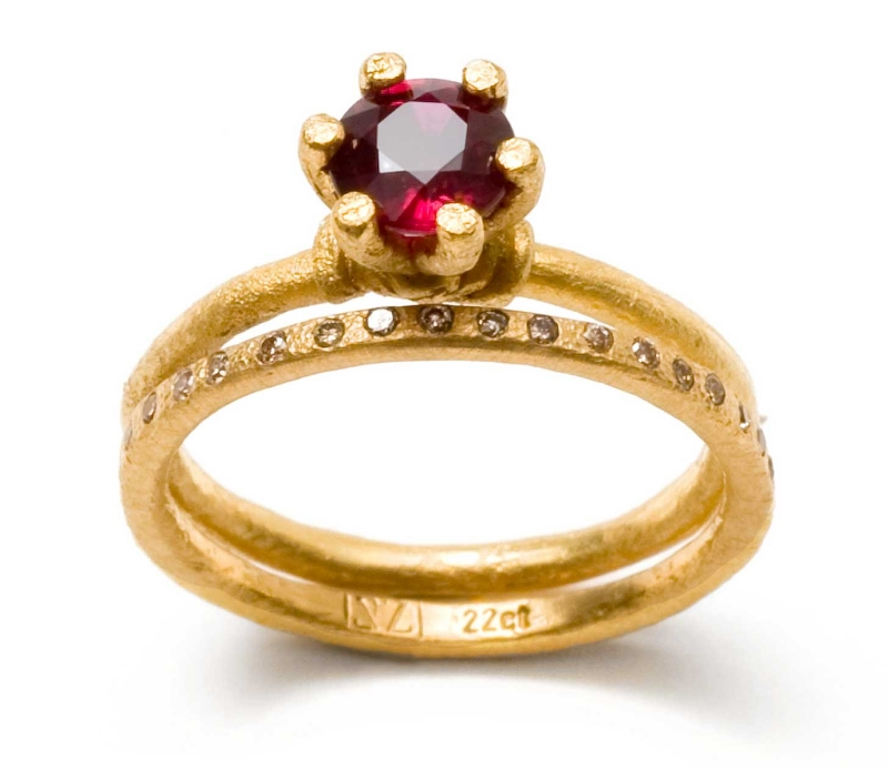 Old Ruby Ring