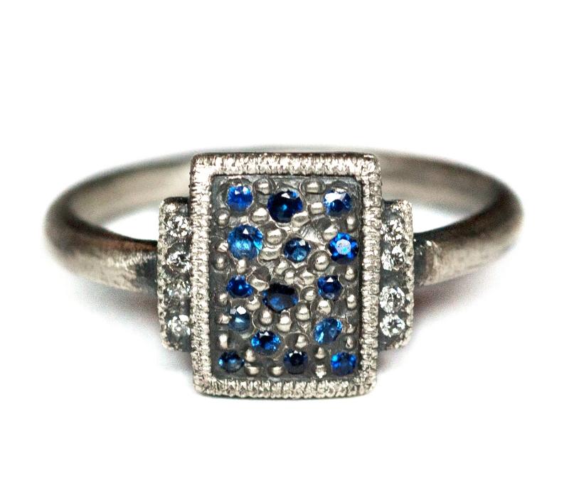 'Tiny Princess' Signet Ring