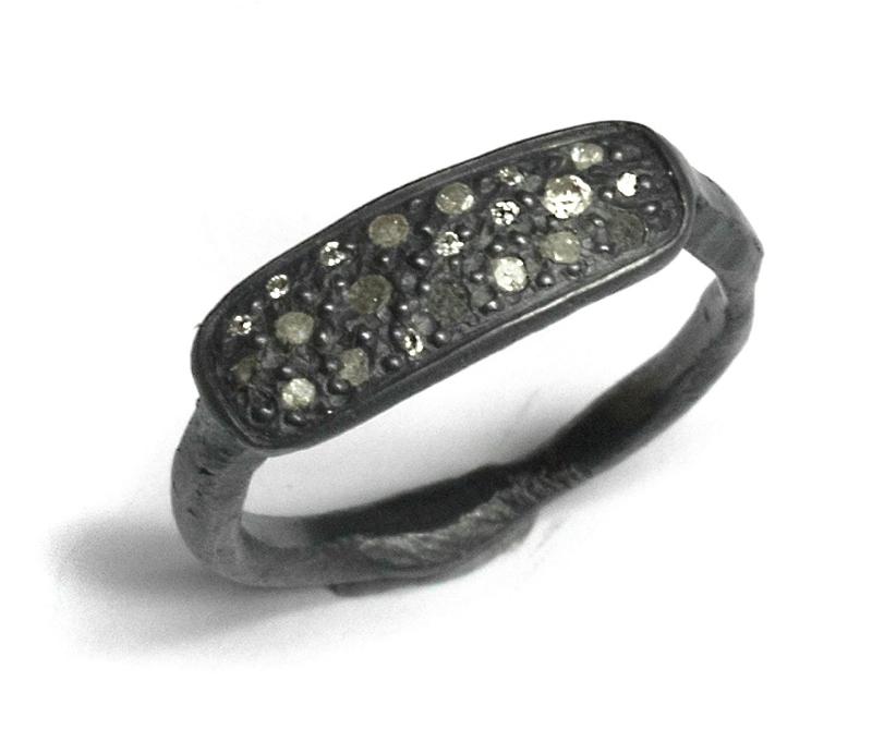 Rectangular Signet Ring