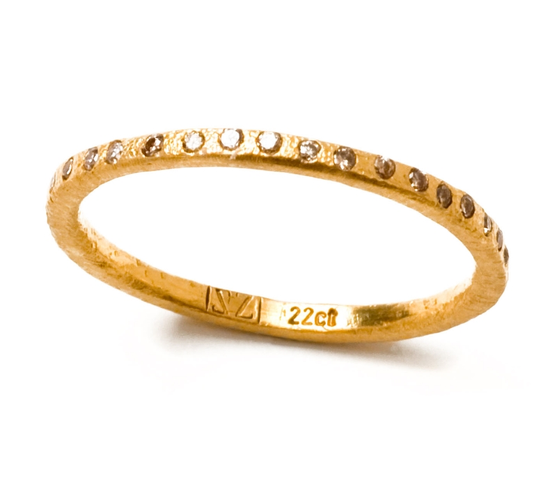 Gold Band from 'Eternal Love' Series