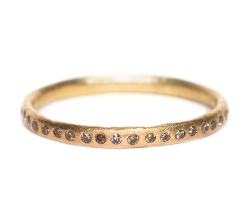 Yellow 'Eternal Love' Ring