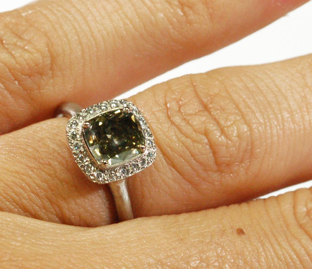 'Amoli' Ring