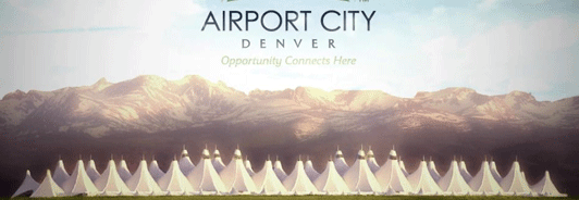 Airport City Denver