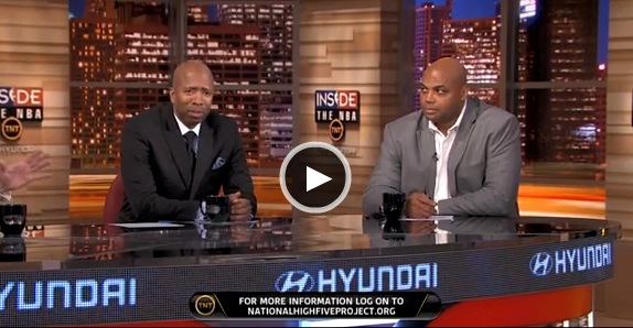 NH5D segment on Inside the NBA