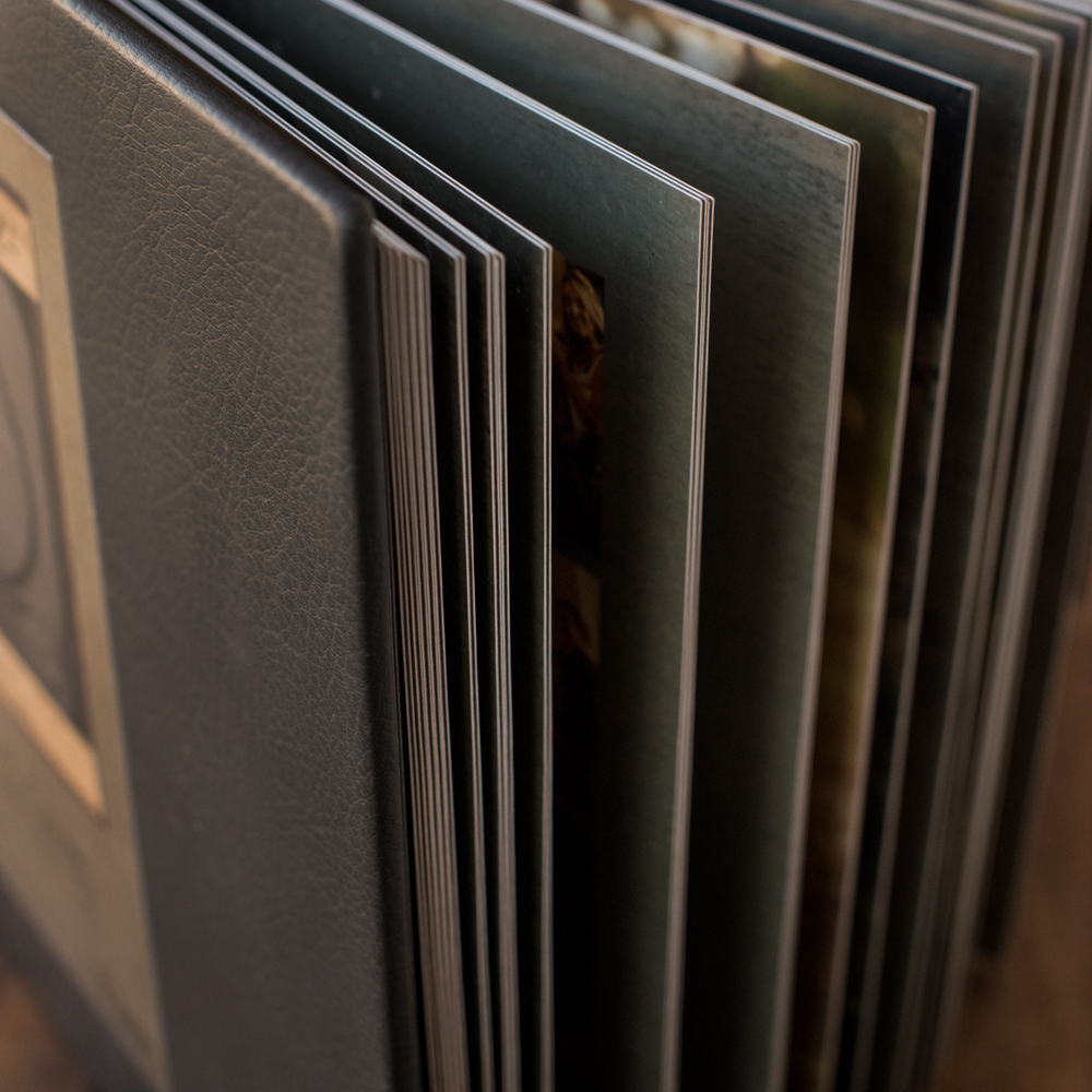 11x14 Album | Vegan Leather