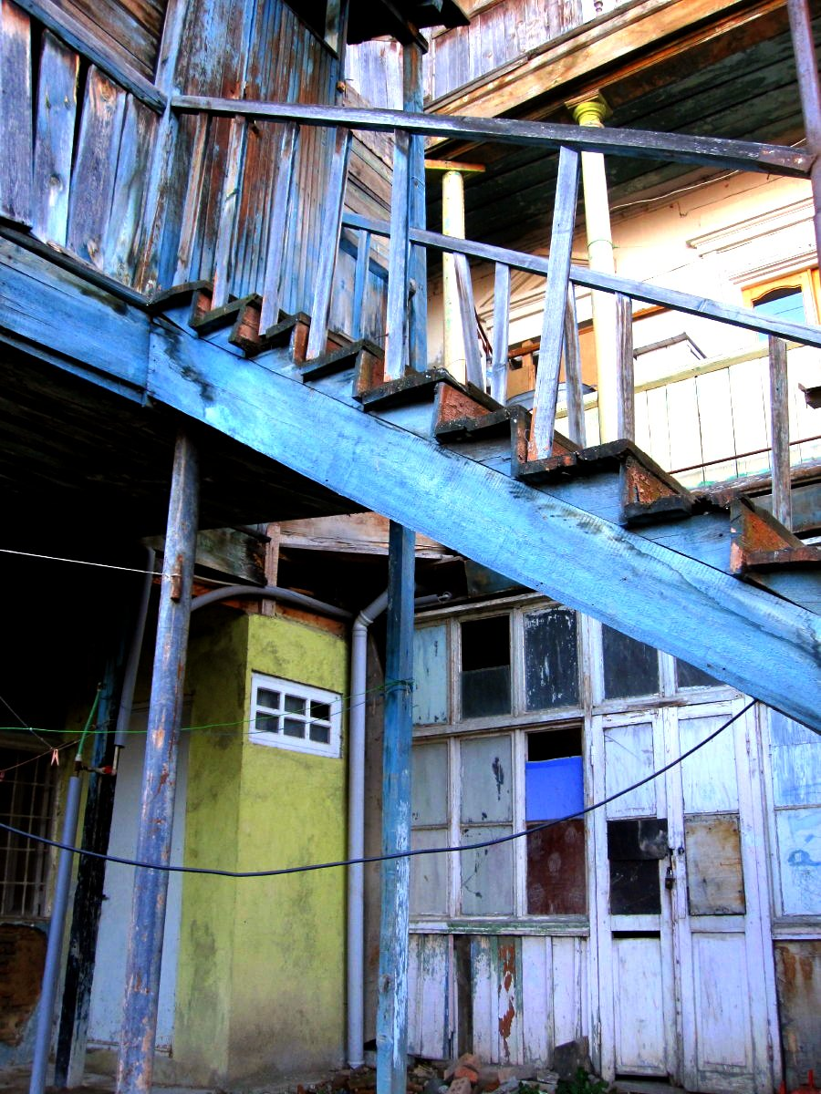 Staircase, Tbilisi, Georgia