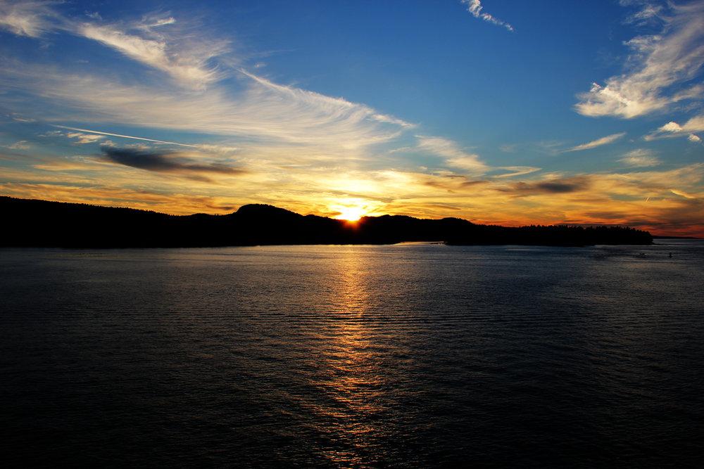 Georgia Strait
