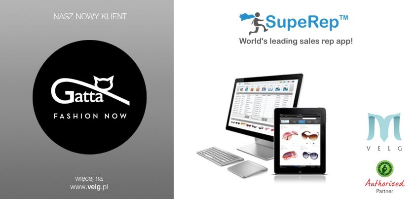 SupeRep, Velg, aplikacja mobilna
