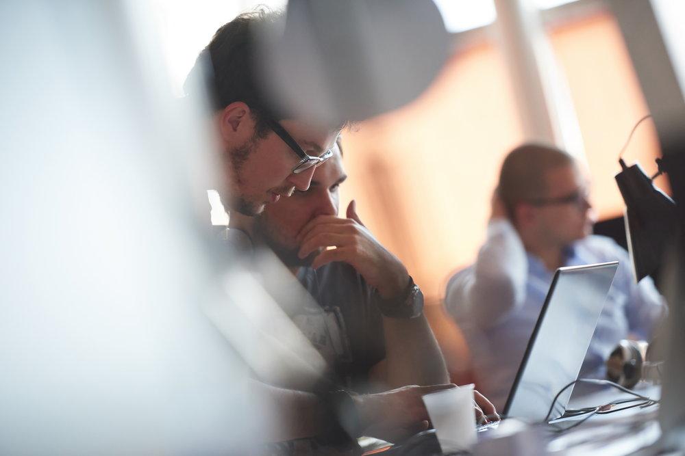 Identyfikacja celów biznesowych i Weryfikacja Możliwości - Poznamy Twój Business Case oraz poszczególne Use Case'y i zaproponujemy optymalne rozwiązania.