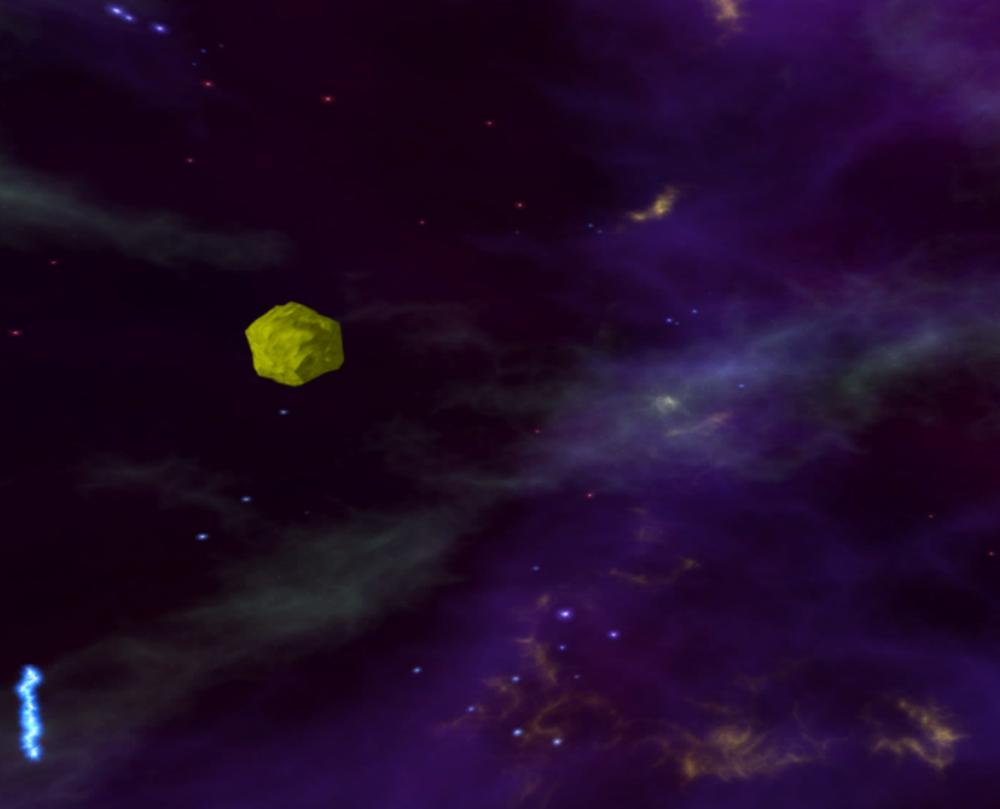 Leap Motion Asteroids   Jeu simple pour la réhabilitation des mouvements de la main avec Unity3D et le senseur  Leap Motion .