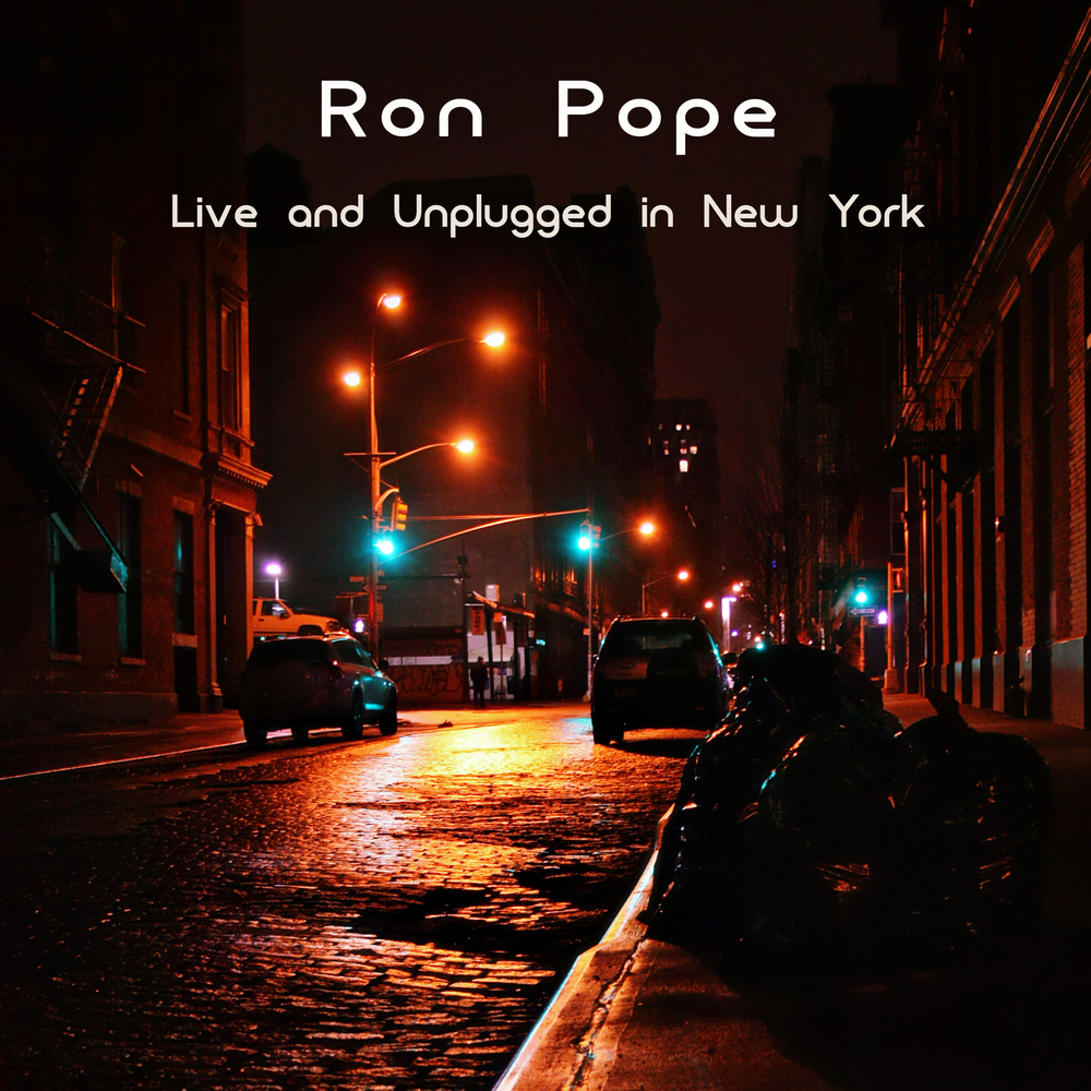 Ron Pope Live and Unplugged cover .jpg