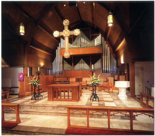 Chancel Renovations - 1984