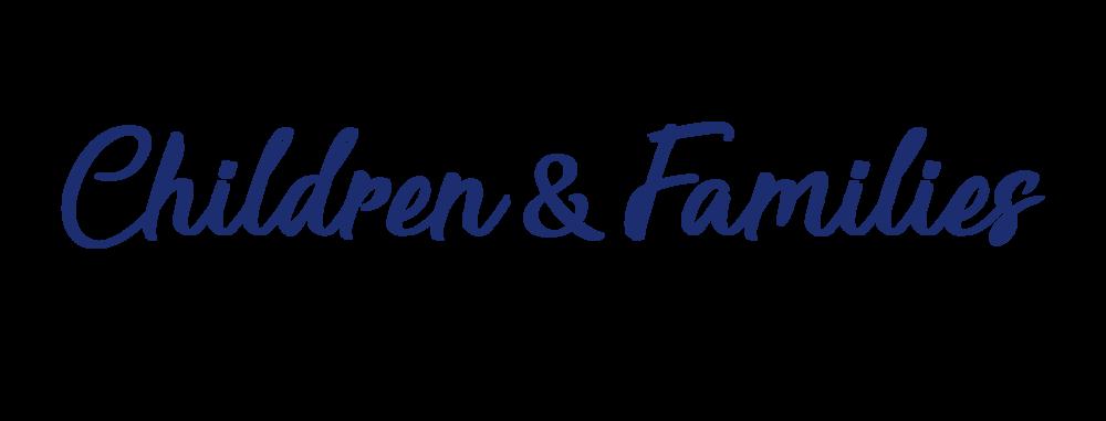 children & families