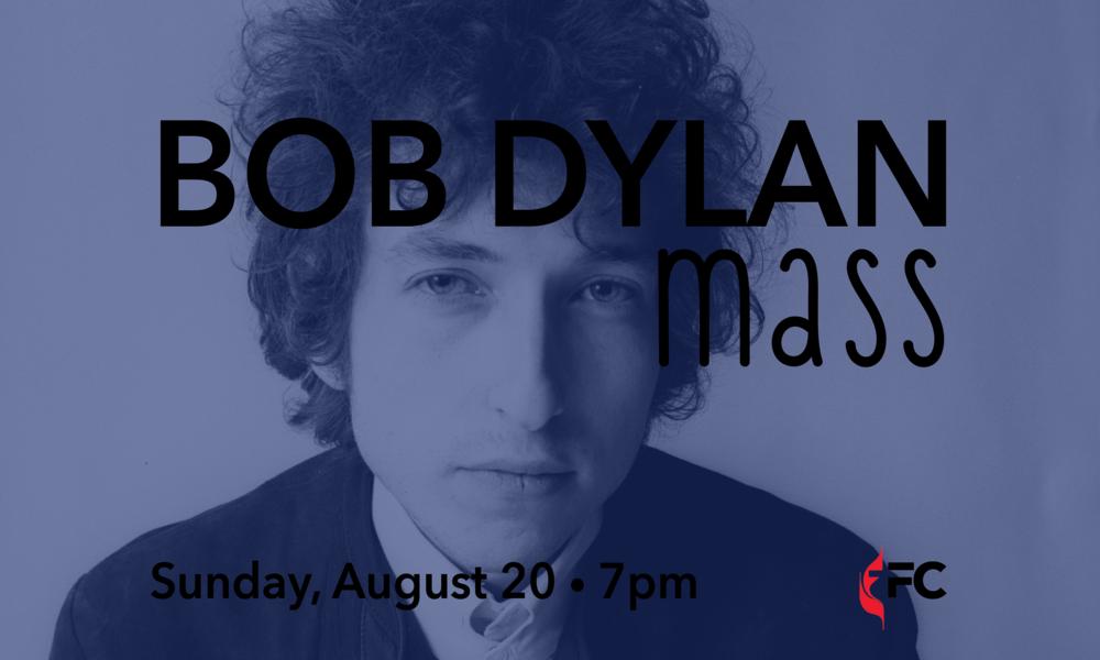 bob Dylan mass