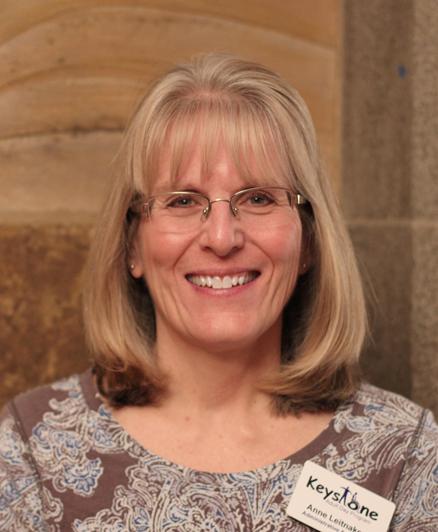 Anne Leitnaker - Keystone Assistant 865.813.0922aleitnaker@fumcor.org