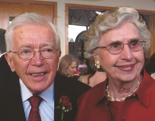 Bruce & Phyllis Jacobson