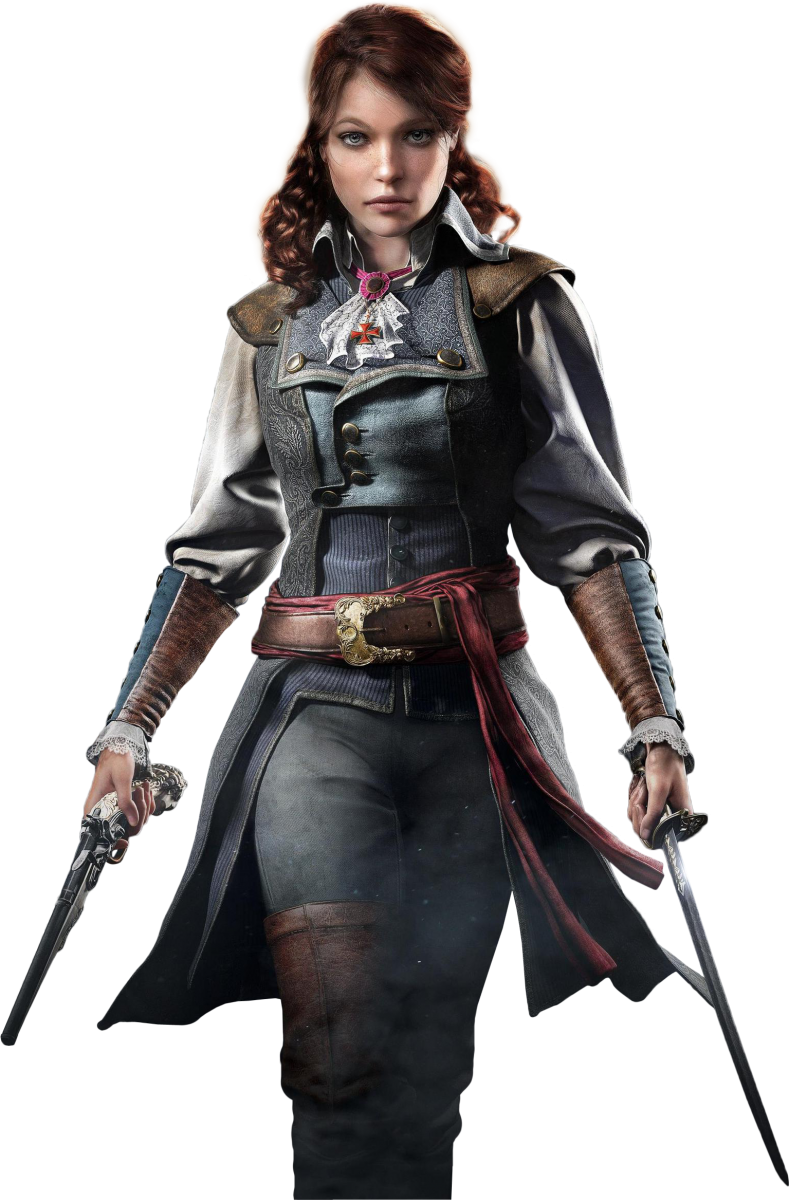 Did History Not Include Women? On Gender Bias in Assassin\'s Creed ...