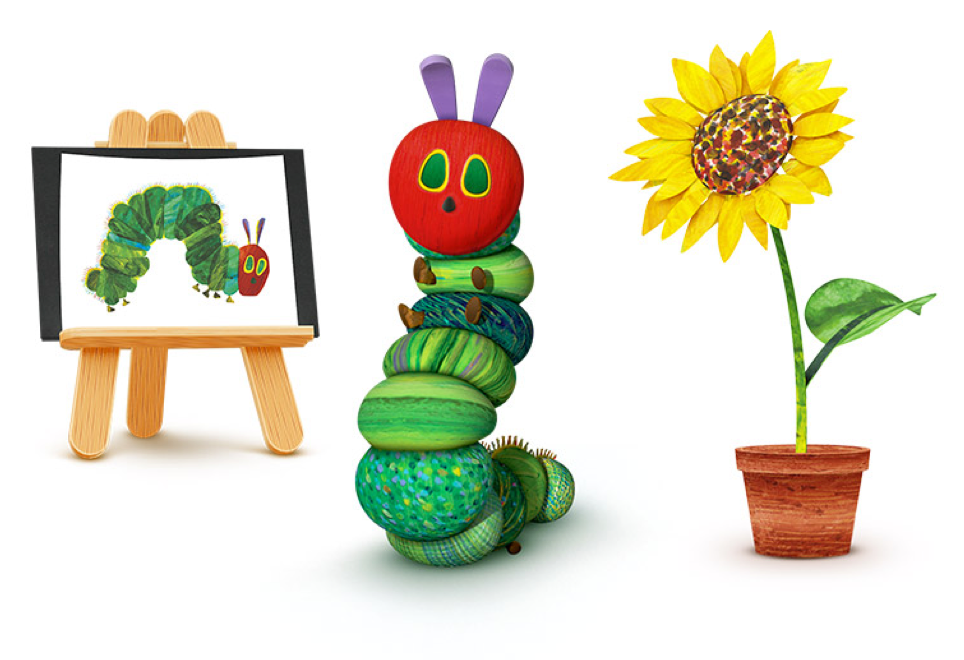 Winner of 2015 BolognaRagazzi Digital Award: My Very Hungry Caterpillar, by StoryToys.