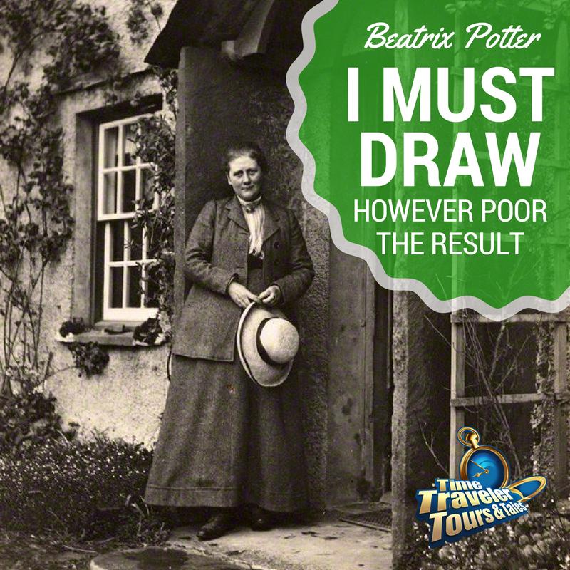 #HistoryHero Beatrix Potter