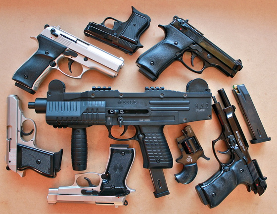 TV & Film Prop Guns — Replica Airguns Blog | Airsoft, Pellet, & BB