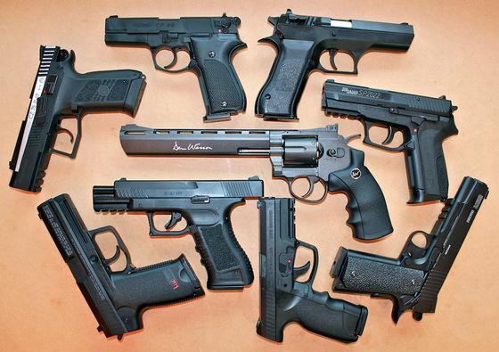 Tv Amp Film Prop Guns Replica Airguns Blog Airsoft
