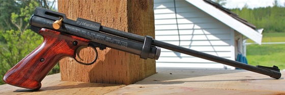 Crosman 2240  22 Caliber CO2 Bolt Action Pistol — Replica