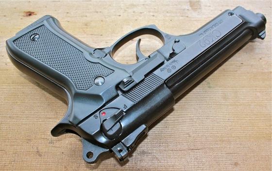 Crosman Kimar CK92  177 Caliber Pellet Pistols Now Available